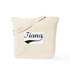 Vintage: Tiana Tote Bag