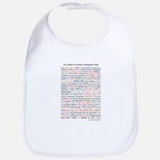 101 Ways to Praise a Bilingual Child Bib