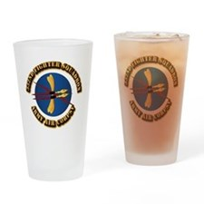 AAC - 332nd Fighter Squadron Drinking Glass