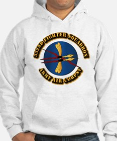 AAC - 332nd Fighter Squadron Hoodie