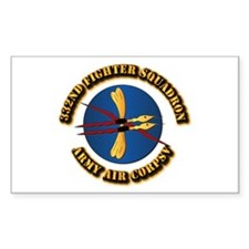AAC - 332nd Fighter Squadron Decal