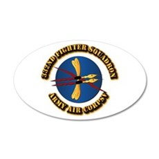 AAC - 332nd Fighter Squadron Wall Decal