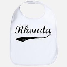 Vintage: Rhonda Bib