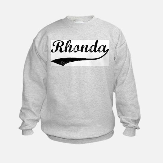 Vintage: Rhonda Sweatshirt
