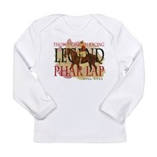 The Legend - Pharlap Long Sleeve Infant T-Shirt