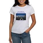 Fiscal Cliff Women's T-Shirt