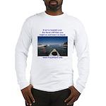 Fiscal Cliff Long Sleeve T-Shirt