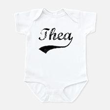 Vintage: Thea Infant Bodysuit