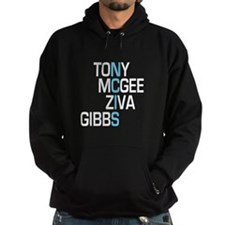 The Agents of NCIS Hoody