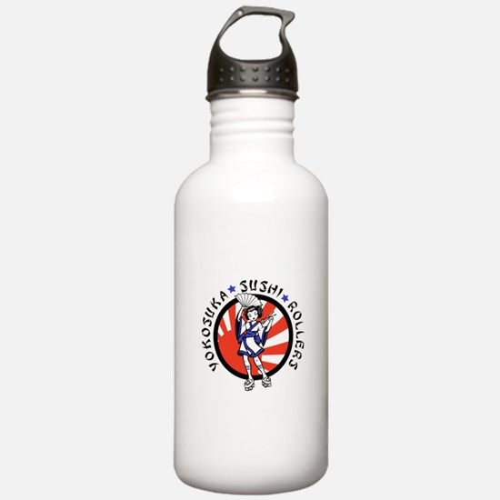 Sushi Rollers Water Bottle