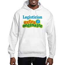 Logistician Extraordinaire Hoodie