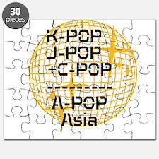 Unique J pop Puzzle