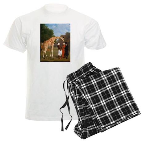 The Nubian Giraffe Men's Light Pajamas