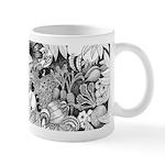 A Lady in the Jungle Mug