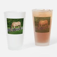 New Forest Pony Drinking Glass