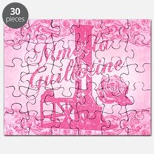 Mme La Guillotine Puzzle
