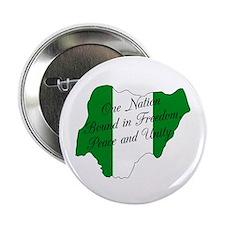 "Nigerian National Anthem 2.25"" Button (10 pack)"