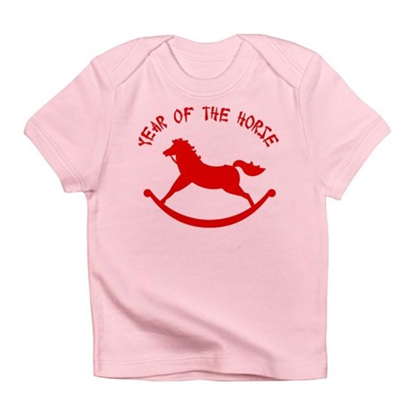 Year Of The Horse Infant T-Shirt