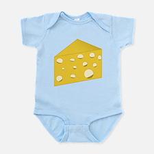 Swiss Cheese Infant Bodysuit