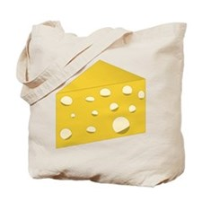 Swiss Cheese Tote Bag