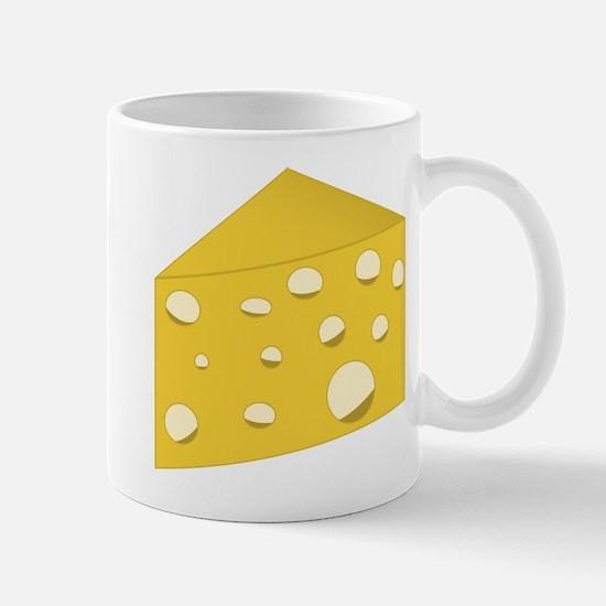 Swiss Cheese Mug