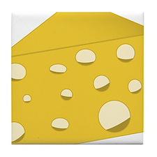 Swiss Cheese Tile Coaster