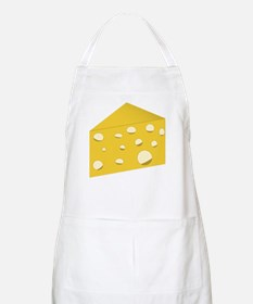 Swiss Cheese Apron