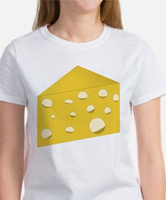 Swiss Cheese Women's T-Shirt
