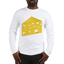 Swiss Cheese Long Sleeve T-Shirt