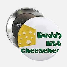 "Little Cheesehead 2.25"" Button"