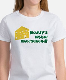 Little Cheesehead Women's T-Shirt