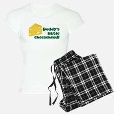 Little Cheesehead Pajamas