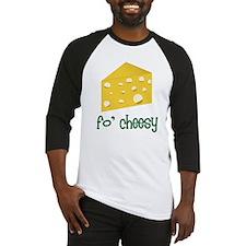 Fo Cheesy Baseball Jersey