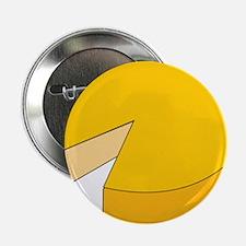 """Cheese Wheel 2.25"""" Button"""