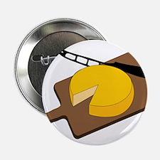 "Cheese Cutting Board 2.25"" Button"