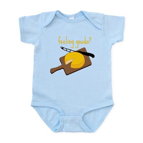Feeling Gouda Infant Bodysuit