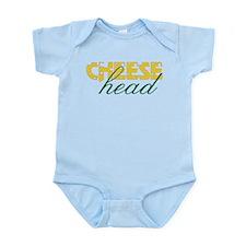 Cheese Head Infant Bodysuit