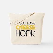 Love Cheese Tote Bag