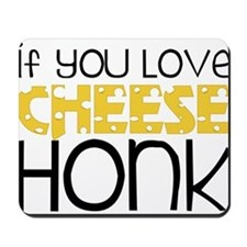 Love Cheese Mousepad