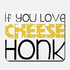 Love Cheese Mousepad