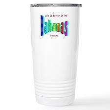 Better In the Bahamas Travel Mug