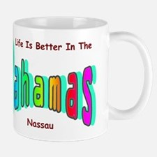 Better In the Bahamas Small Small Mug