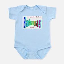 Better In the Bahamas Infant Bodysuit
