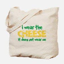 Wear The Cheese Tote Bag