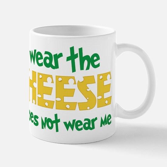 Wear The Cheese Mug
