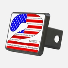 Keep our rights Hitch Cover