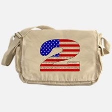 Keep our rights Messenger Bag
