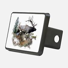 Buck deer bull elk Hitch Cover