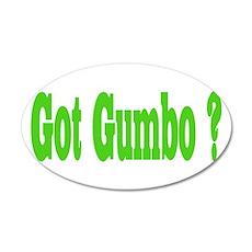 Got Gumbo ? Wall Decal