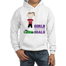 Girls With Goals Hoodie